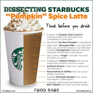 Before You Grab a Pumpkin Spice Latte
