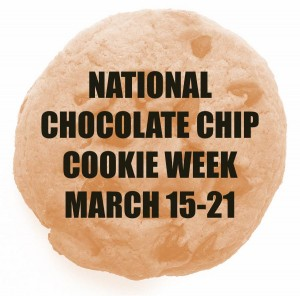 National Chocolate Chip Cookie Week