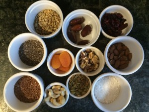 Healthy No Bake Cookie Ingredients