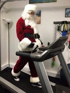 One of my favorite things each holiday season is a visit from Pep, the  Christmas Elf. Two years ago Pep joined Get 2 the Core Fitness in an effort  to get ...